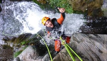 Kawarau Half Day Canyoning Queenstown