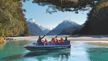 Dart River Jet Wilderness Safari