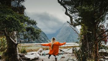 Milford Sound Fly, Explore, Fly from Queenstown