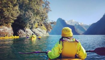 Milford Sound Fly, Roscos Kayak, Fly from Queenstown