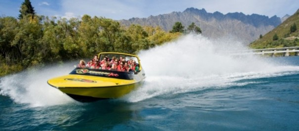 2 Days Milford Sound Tour and KJet Jetboat Combo