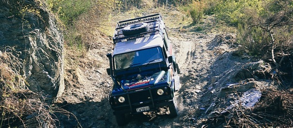4WD Off Road Experience