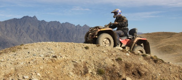 4WD Quad Bike Offroad Safari