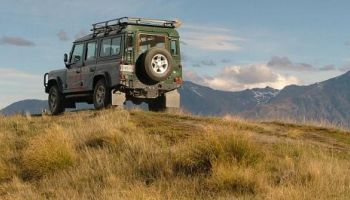 Safari of the Scenes 4WD Adventure