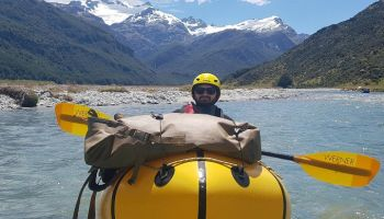 3 Day Rees Valley Packrafting Adventure
