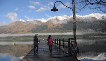 Lord of the Rings Scenic Glenorchy Half Day Tour