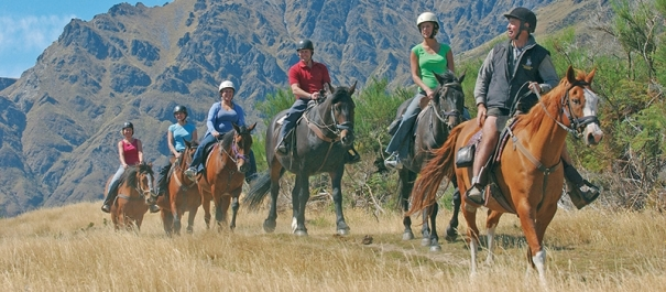 Walter Peak Horse Trek - Queenstown
