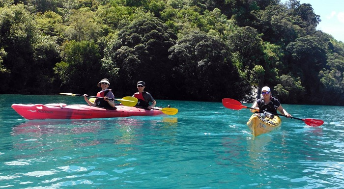 Queenstown Guided Kayak Tour