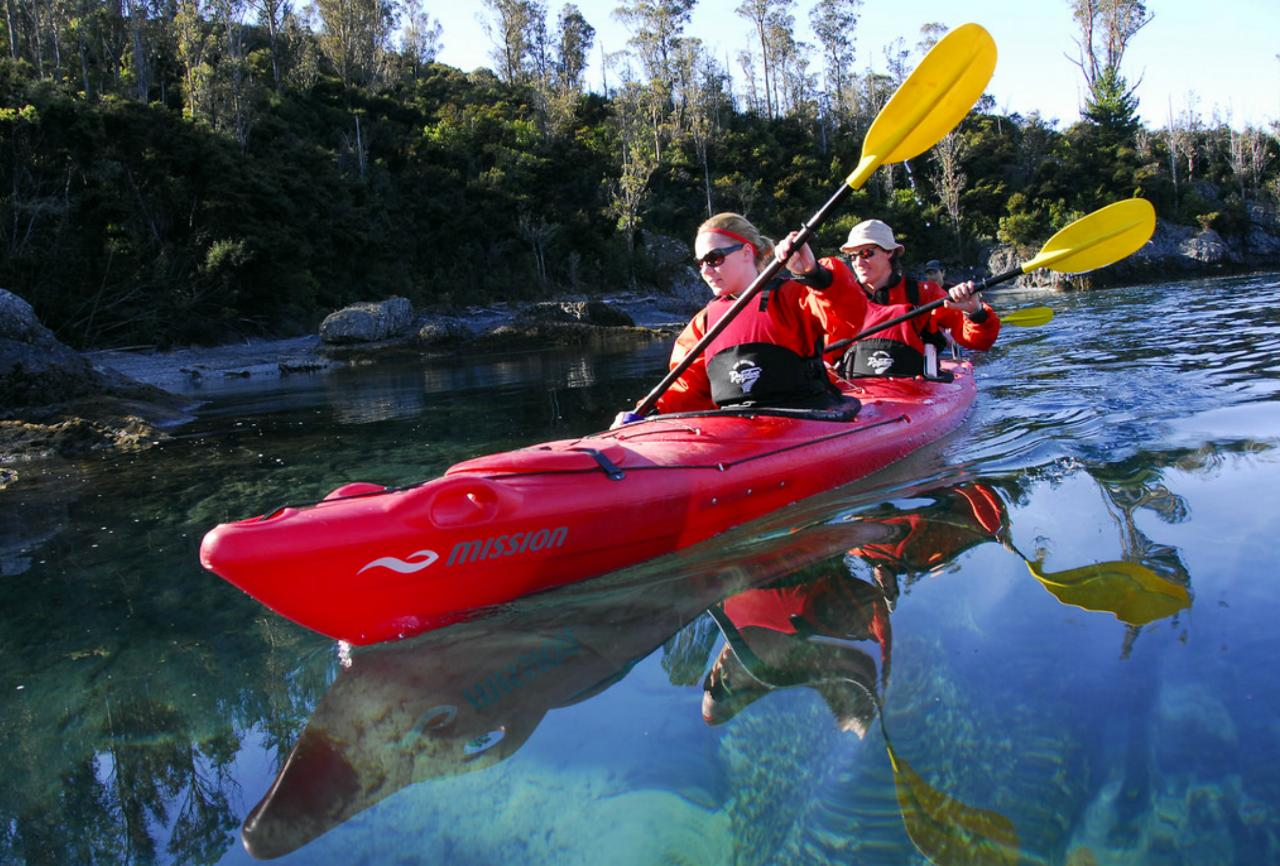 Queenstown Self-Guided Kayak Adventure