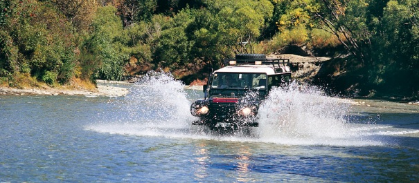 4WD Off Road Adventure Tours