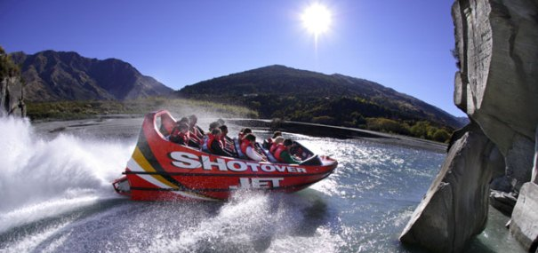 11 Day Queenstown Natural Wonders Self Drive