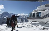 Mount Cook Alpine Grandeur Helicopter Flight includes Snow Landing