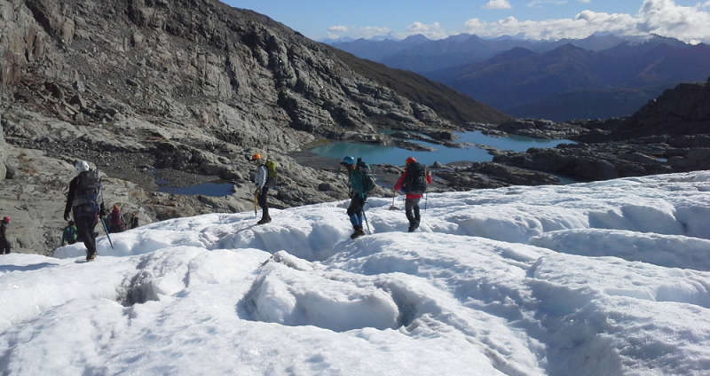 3 Day Brewster Glacier Hike