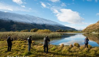 Bespoke New Zealand Photography Tours