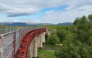 Central Otago Rail Trail Highlights Guided Hike