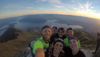 Roys Peak Guided Hike