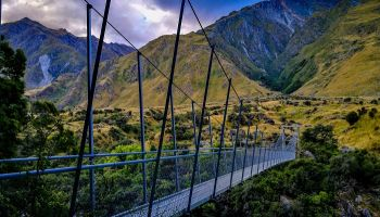 Rob Roy Glacier Track Guided Hike