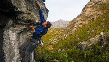 Private Wanaka Rock Climbing Guides