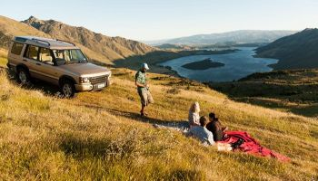 Wanaka 4x4 Explorer Half Day Tour