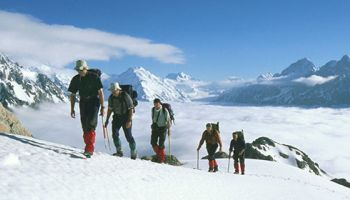 Alpine Trekking (Multi Day)
