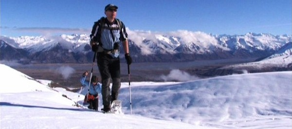Lake Tekapo Snowshoe Guided Hike