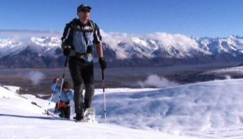 3 Day Lake Tekapo Snowshoe Guided Hike