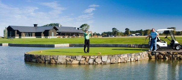 4 Day Christchurch Golf Getaway