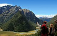12 Day Haka Plus Wellington to Christchurch Adventure Tour