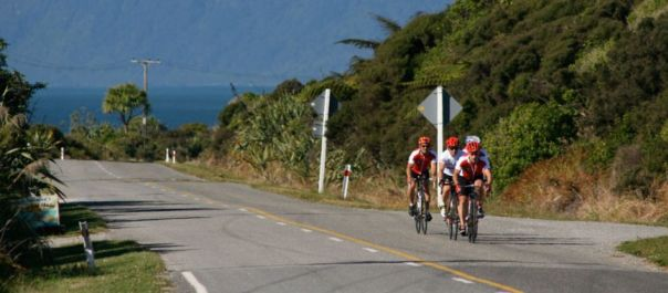 5 Day Kaikoura Easy Paced Self Guided Bicycle Tour