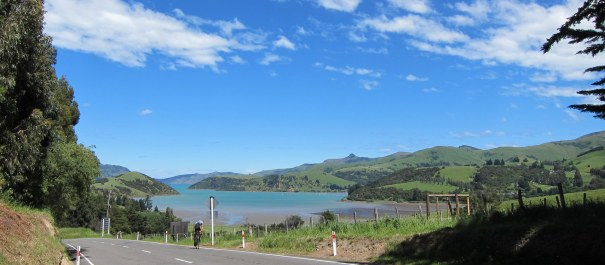 5 Day Banks Peninsula Self Guided Bicycle Tour