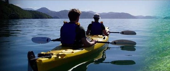 Marlborough Sounds Sea Kayak Rental - One day or more