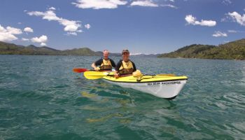 Marlborough Sounds Half Day Kayak Rental