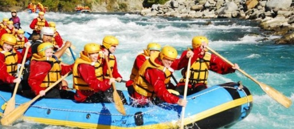Kawarau River Rafting - Half Day