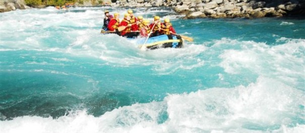 River Rafting and Jetboat Combo - Half Day