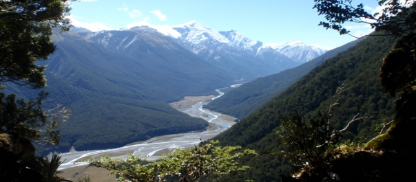 5 Day Brodrick Pass Walk and Landsborough Raft Combo
