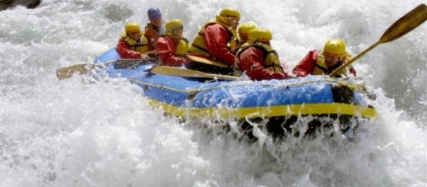 Shotover River Rafting - Half Day