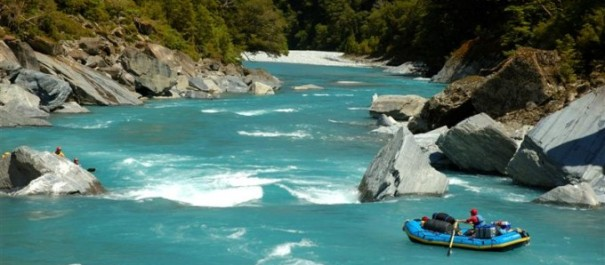 Landsborough River Rafting - 3 Day