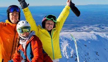 8 Day Mt Hutt Family Ski Holiday Self-Drive