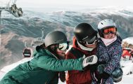 7 Day Queenstown and Cardrona Family Ski Self-Drive Holiday
