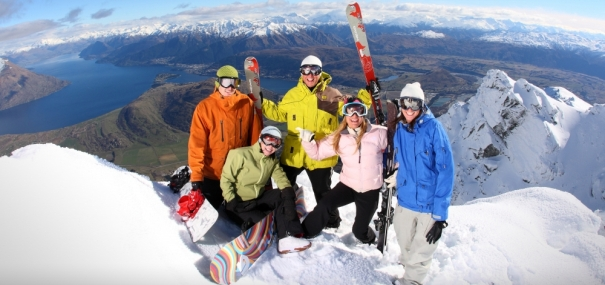 Queenstown Ski and Snowboard Holidays