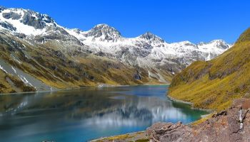 4 Day Blue Lake Gourmet Guided Walk, Nelson Lakes