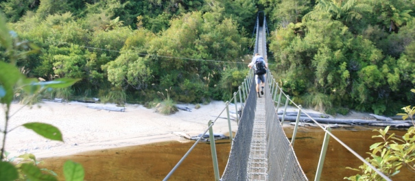4 Day Heaphy Track Classic Gourmet Guided Walk