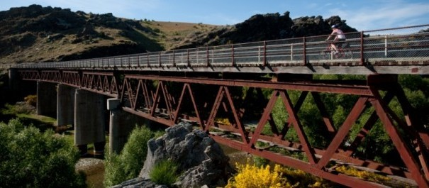 Otago Rail Trail - Independent Bike Tours