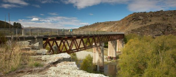 2 Day Quick Stop Otago Rail Trail Package