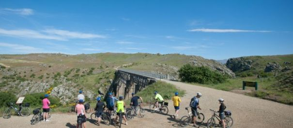 1 Day Taste the Otago Rail Trail Package
