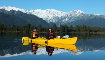 Lake Mapourika Kayaking