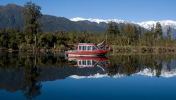 Okarito Kiwi Sanctuary Nature Cruises