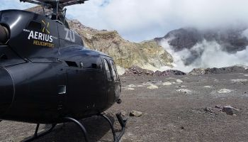 White Island Flight and Tour (2 hour)