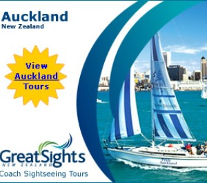 Great Sights Auckland Tours
