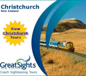 Great Sights Christchurch Tours